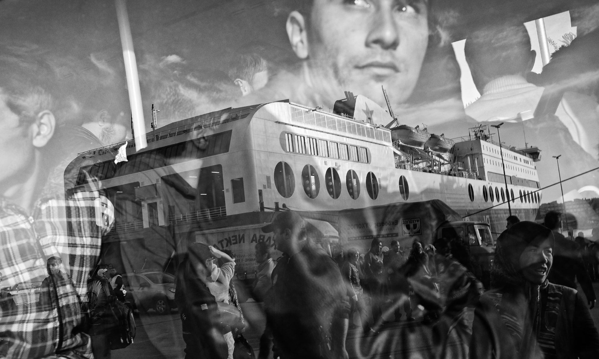 """Autor: Dawid Zieliński, """"Kontakt"""""""