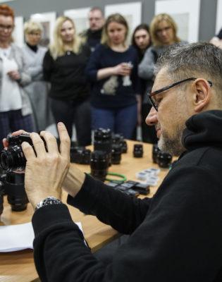 Warsztaty Bialystok Pawel Kosicki 24 01 2020 fot Marcin Pawlukiewicz BOK (8)