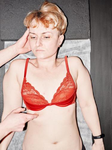 """Marcin Kruk""""Ile dam rady przejść"""" (Projekt liczy 15 zdjęć)"""