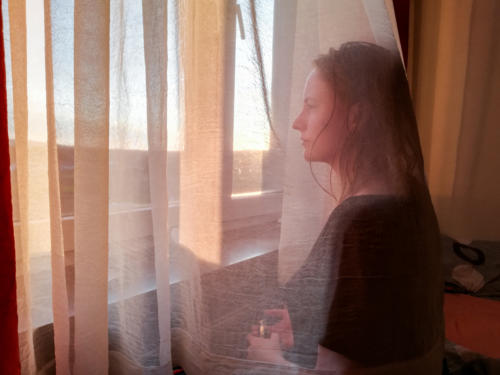 Paulina Mazurek, Uniwersytet Warszawski, Krakowska Studencka Agencja Fotograficzna AGH
